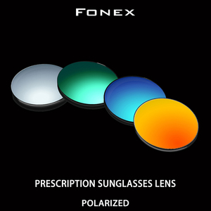 Image 2 - 1.50 1.61 1.67( 0.50 ~ 8.00) מקוטב מרשם CR 39 שרף אספריים משקפיים עדשות קוצר ראיה ציפוי Lentes