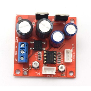 Image 4 - HiFi Vinyl record player MM MC phono Preamplifier Preamp board NE5532 op amp dual AC 5 16V amplifier G9 001