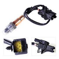 1Pc New LSU4 2 Oxygen O2 Sensor 0258007206 Fit For Cadillac CTS SRX Nissan Murano Pathfinder