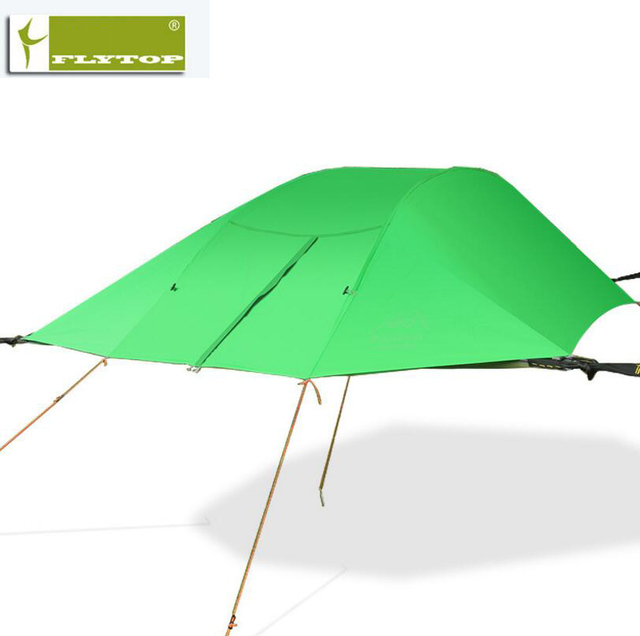 FLYTOP C&ing Tents Hammocks Mosquito Nets Suspended Aluminium Pole Outdoor Tents Beach Travel 3 - 4  sc 1 st  AliExpress.com & FLYTOP Camping Tents Hammocks Mosquito Nets Suspended Aluminium ...