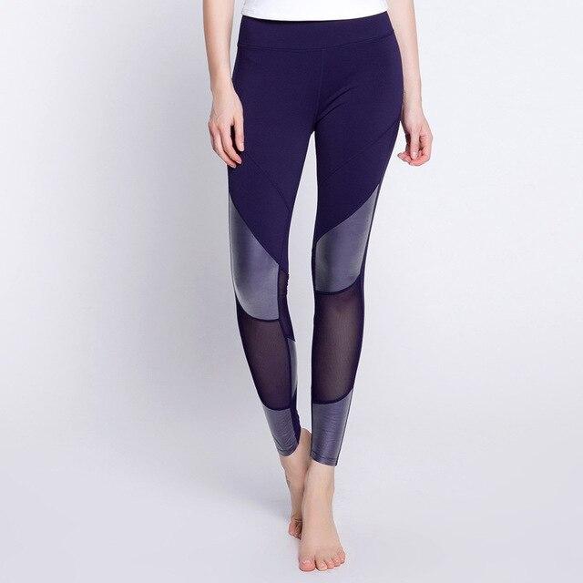 yoga leggings frauen compression hosen. Black Bedroom Furniture Sets. Home Design Ideas