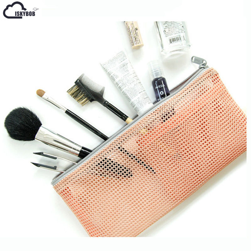 New 2018 Portable Travel Cosmetic Bag Wash Toiletries Makeup Organizer Storage Case Purse Pouch hot sales new 2018 portable travel cosmetic bag wash toiletries makeup organizer storage case purse pouch hot sales