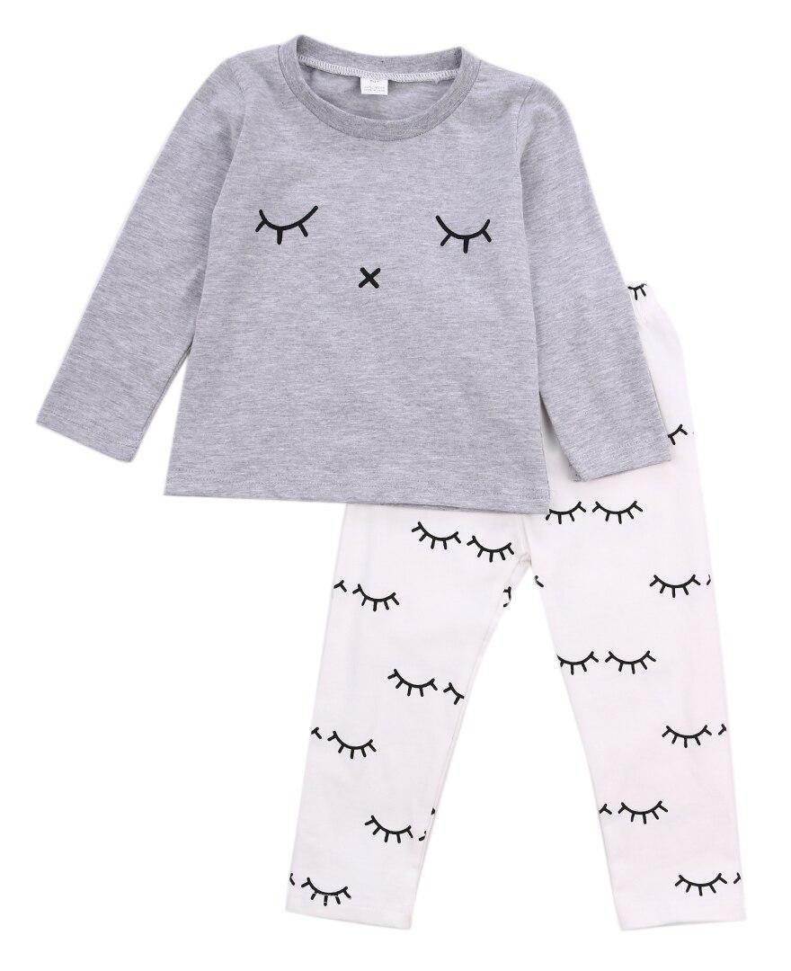 2016 autumn Winter baby boy girl clothes Long sleeve Top ...