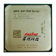 AMD A10-Series A10 7860 K A10 7860 K 3.6 GHz Quad-Core CPU Processore AD786KYBI44JC Presa FM2 +