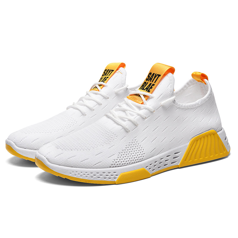 2019 Fashion Jogging Breathable Casual Shoes Brand Young Leisure Chaussures Male Sneakers Summer Zapatillas Deportivas SP011