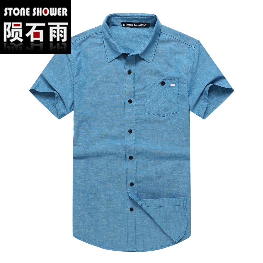 European american plus size 100 cotton men shirt brand for European mens dress shirts