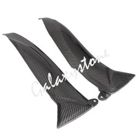 Carbon Fiber Tank Side Covers Panel Fairing for Suzuki GSXR1000 2009 2010 2011 2012 2013 2014 2015 K9 Motorcycle Side Lining