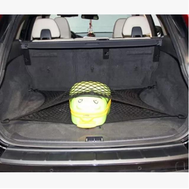Elastic Nylon Car boot string bag Trunk Storage Organizer auto storage Net for Nissan Teana X & Elastic Nylon Car boot string bag Trunk Storage Organizer auto ...