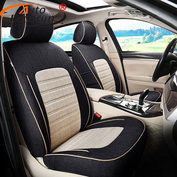 AutoDecorun Cover Car Seat for Chevrolet Camaro 2011 Car Seat Covers Sets Custom fit Seats Supports Cushion Interior Accessories