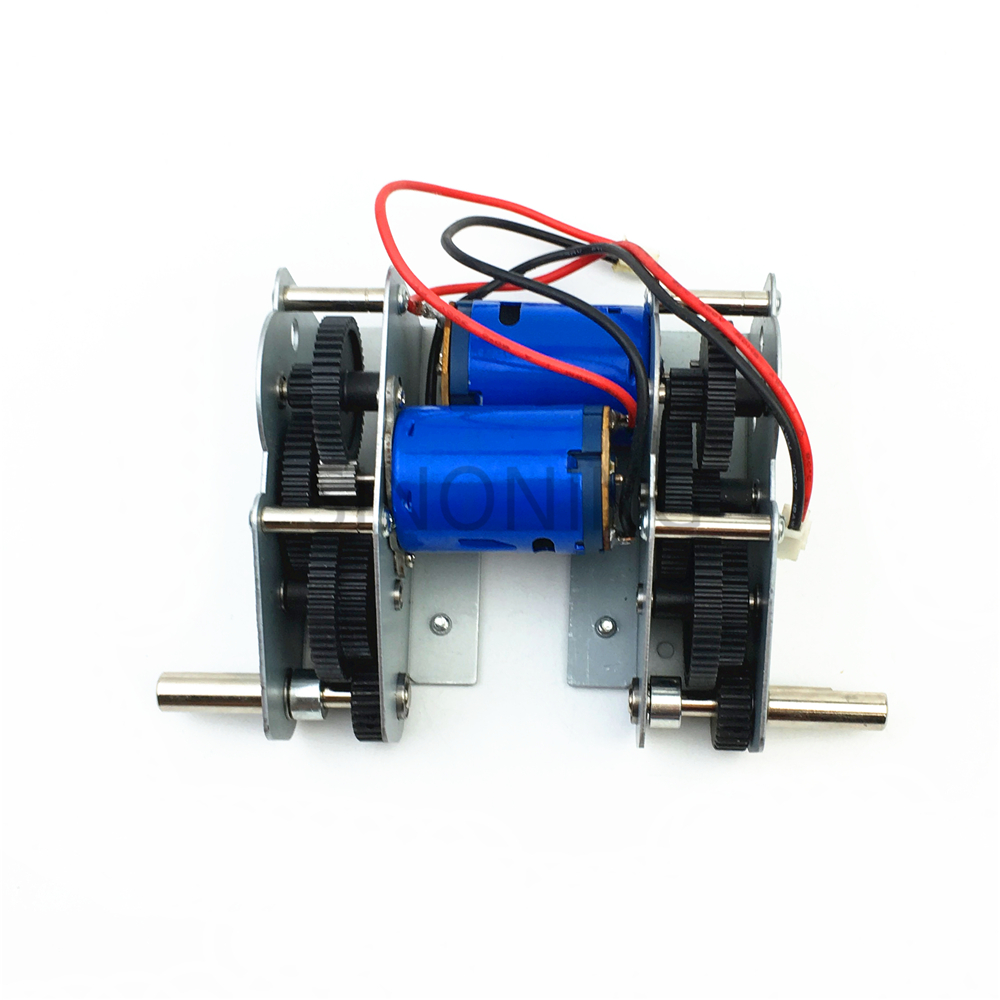 Henglong 3818-1 1:16 remote control tank accessories ultimate bearing version high strength alloy steel gear box blue skin motor free shipping henglong original accessories 1 16 rc tank general steel drive gear box steel gear 3869 79 88 99 a 1