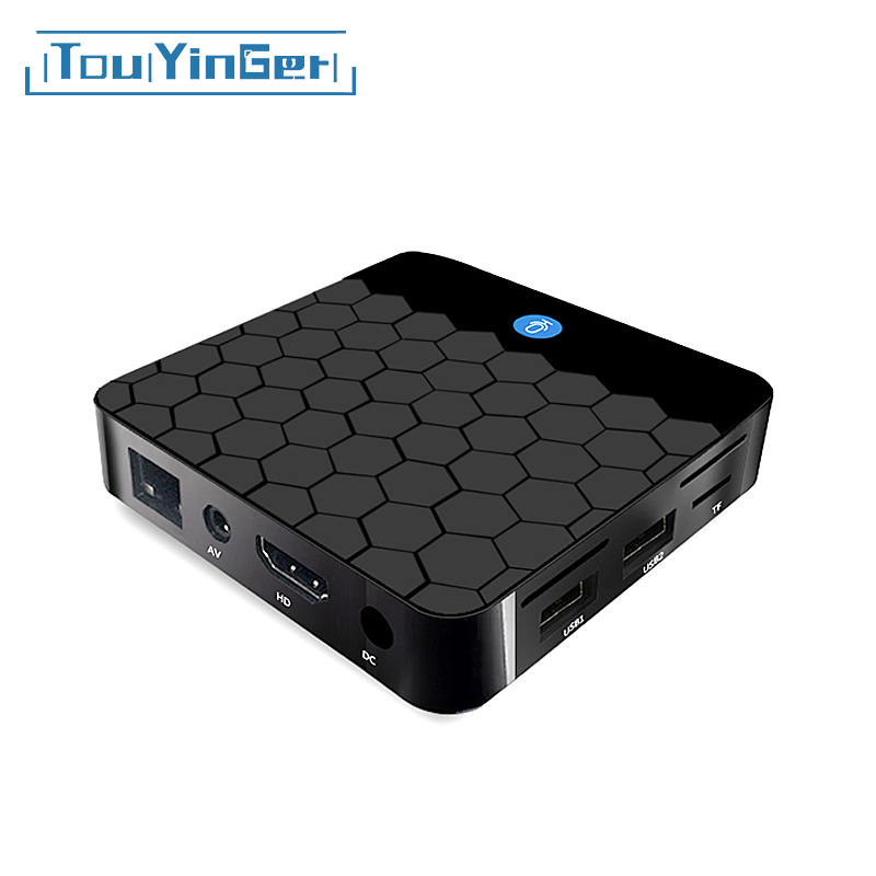 Touyinger Set-Top-Box Media-Player Cortex-A53 Android RK3328 Quad-Core X88 Mini Z3 4K