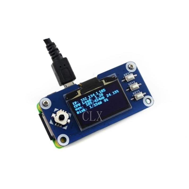 Raspberry Pi 3 Model B Zero W 1.3inch Oled LCD 1.3 Inch LCD