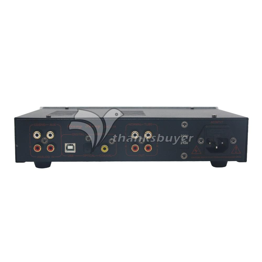 XiangSheng DAC 01A DAC Rohr 24Bit 192 khz USB Decoder/Kopfhörer ...