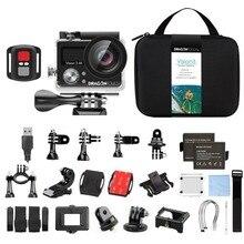 Дракон сенсорный видения 3 4 К Открытый Действие Камера Видео Спорт Wi-Fi Ultra HD Водонепроницаемый видеокамера 16MP 170 градусов Широкий формат