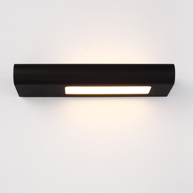 Modern Led Wall Light For Living Room Home Decoration Lamp Aluminum Sconce Bathroom Adjule Bright 9w
