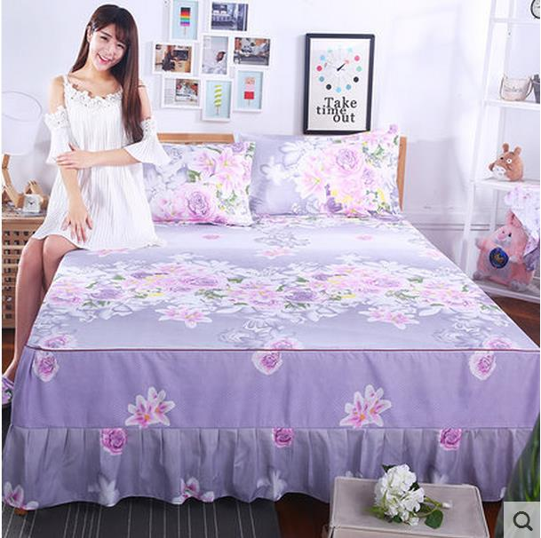 New bed skirt piece princess simmons bedspread cover the bedspread bed 1.8/1.5/2.0 m meters antiskid free shipping