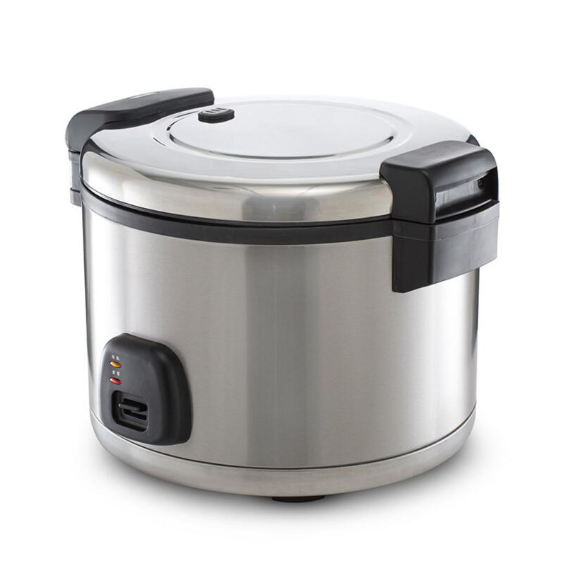 Commercial 13L Electric Cooker Big Capacity Rice Cookers Stainless Steel Non-stick Pan Rice Cooking Machine