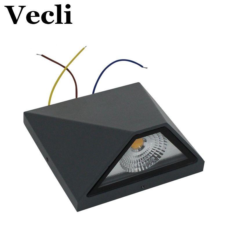IP65 waterproof wall lamp, die-casting outdoor wall lamp, engineering lighting