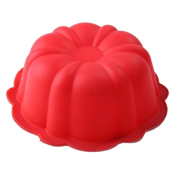 1pc Pumpkin Silicone Cake Mold Baking Tools 3d Cake Plate Bread Mousse Toast Pan Cake Form Bakeware D841 image