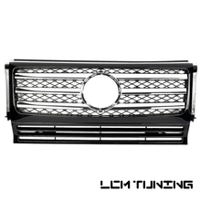 For Mercedes Benz G-class W463 G500 G63 G65 G800 1990-2018 with Emblem CL Style Front Bumper Racing Grille
