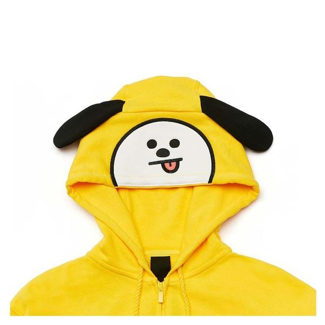 BTS – BT21 Zipper Hoodie
