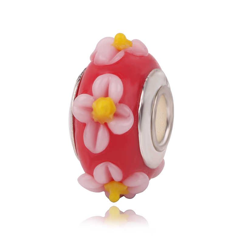 Original Charm การ์ตูน Buzz Lightyear Charm จี้เงิน 925 ลูกปัด Fit Pandora สร้อยข้อมือผู้หญิง DIY เครื่องประดับ