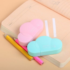 Image 4 - 24 pcs/lot Korean 5M Cute Clouds Mini Decorative Correction Tape Kawaii Stationery Gift for Student Kids Office School Supplies