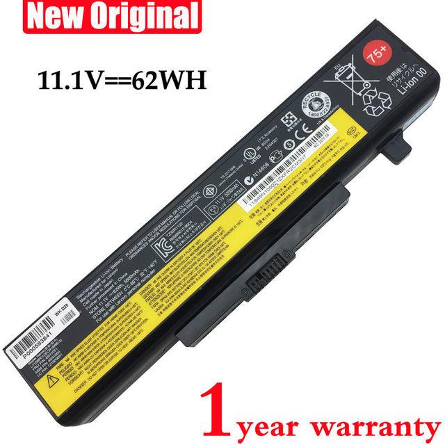 62wh batería original del ordenador portátil para lenovo g480 g580 y480 y580 z480 Z485 Z585 Z580 G585 G485 Z380 Y485 Y580N Y580P Y480N Y480P