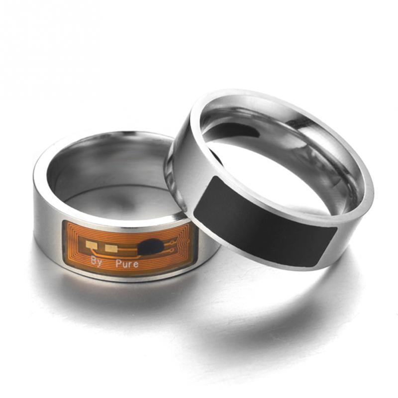 NFC Multifunctional Waterproof Intelligent Smart Ring 20