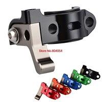 Rotating Bar Clamp Hot Start Lever For Honda XR250L XR250R XR400R XR600R XR650L XR650R XR 250L