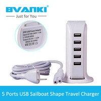 Bvanki Wholesale Cheap New Data Load Quick Home Charger EU US AU UK Plus 6A