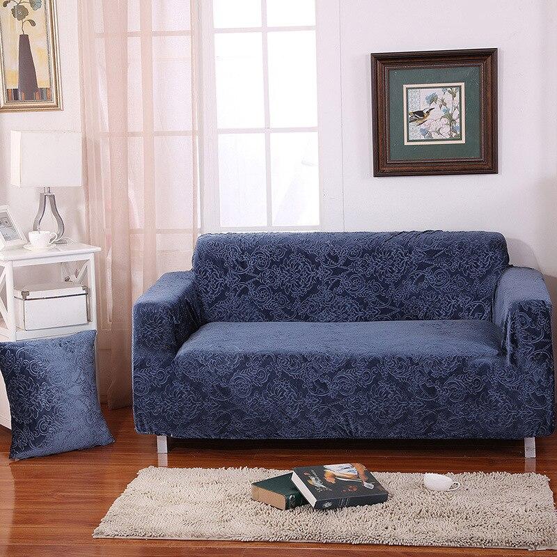 DEWEL Elastic Sofa Cover Nonslip Slipcover Luxury