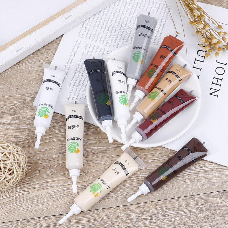 2019 Furniture Scratch Fast Remover Solid Wood Furniture Refinishing Paste Repair Paint Floor Colors Paste Repair Pen