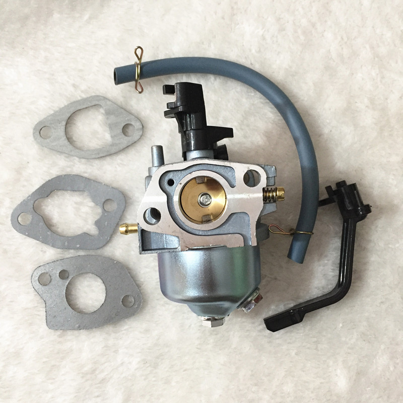 2KW 2.5KW CARBURETOR ASSY FITS generator GX160 168F 6.5HP ENGINE FREE SHIPPING NEW CARB ASSEMBLY CHEAP GENERATOR REPLACE PART free shipping deep sea generator set controller module p5110 generator control panel replace dse5110