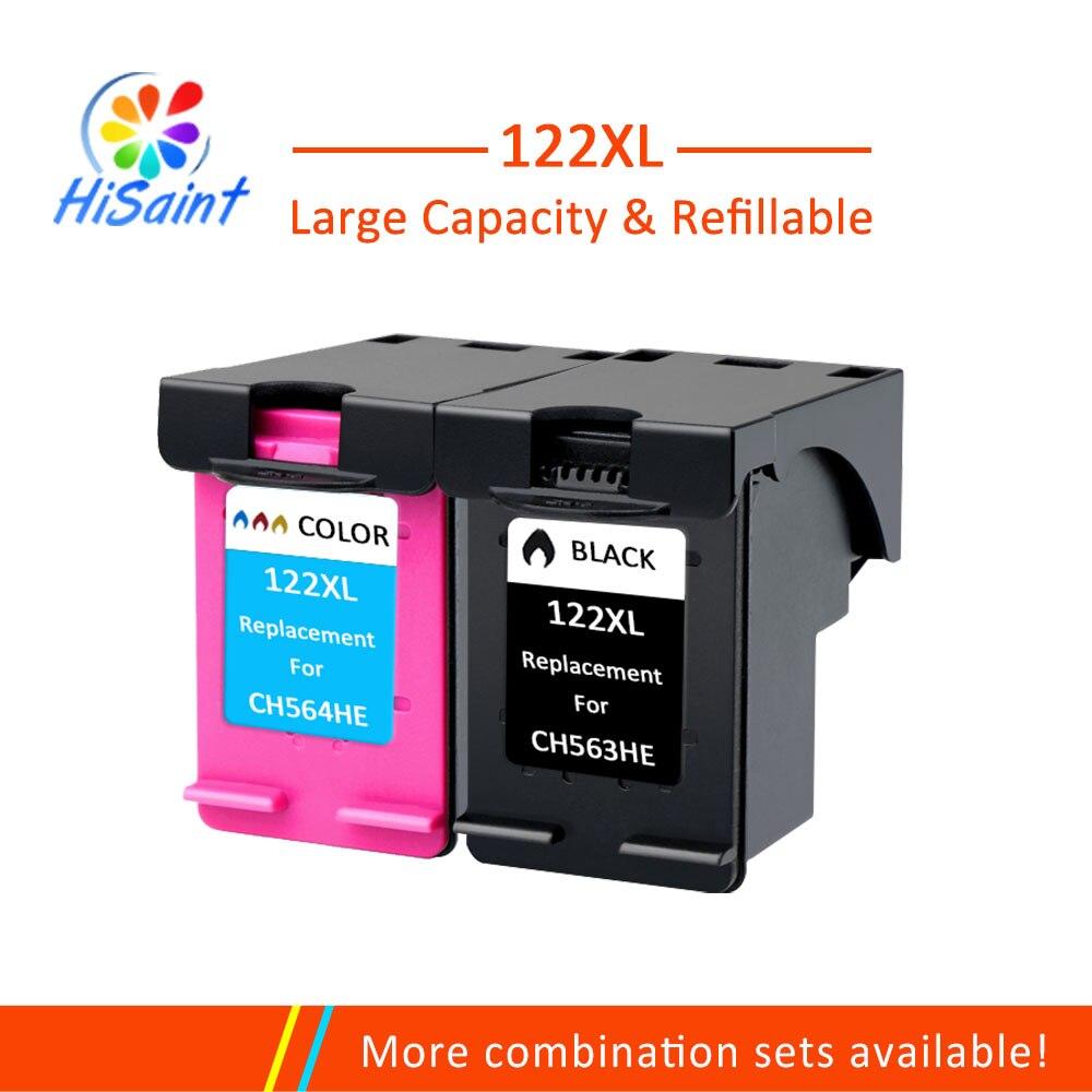Hisaint для картриджа HP 122XL CH563H CH564H bk та - Офісна електроніка