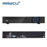 MISECU 8CH * 5 메터/채널 * 4 메터/채널 2MP/채널 1.3MP 모션 감지 CCTV NVR