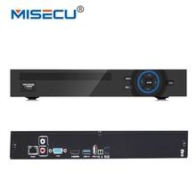 MISECU 8CH * 5 M/16CH * 4 M/32CH 2MP/32CH 1.3MP Motion Détecter CCTV NVR Wifi FTP 1CH Audio-Dans ONVIF 2.3 Pour Caméra IP Système de Sécurité