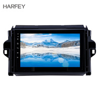 Harfey HD Touchscreen Head Unit 2din GPS Car Radio For 2015 2018 TOYOTA FORTUNER/ COVERT 9inch Android 8.1 car Multimedia Player