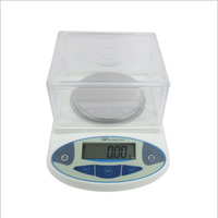 Analytical Lab Balance Electronic Scales Laboratory Digital Scale 100x 0 001 G 1 Mg Precision Balances