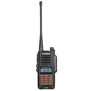 Image 2 - Baofeng original UV 9R ip67 8w de longa distância walkie talkie 10km rádio amador banda dupla uv9r portátil cb rádio comunicador uv 9r