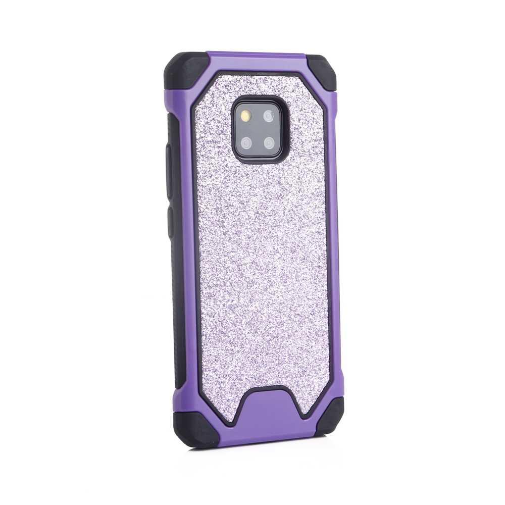 Lujo Bling teléfono caso de Huawei P20 P10 P9 Lite armadura a prueba de golpes a prueba fundas de silicona para Huawei Mate 20 10 pro caso