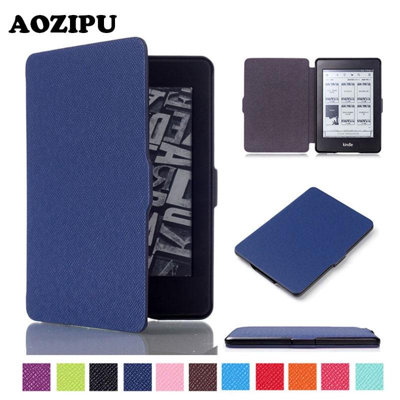 Ultra Slim Pu-leder Tablet Fall Für Amazon Kindle Paperwhite 1 2. Generation...