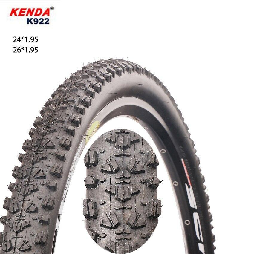 3dd4c20e3cc KENDA K922 Bicycle Tire Mountain MTB Cycling Offroad climbing anti skid Bike  tires tyre 24x1.95   26x1.95 65TPI pneu bicicleta-in Bicycle Tires from  Sports ...
