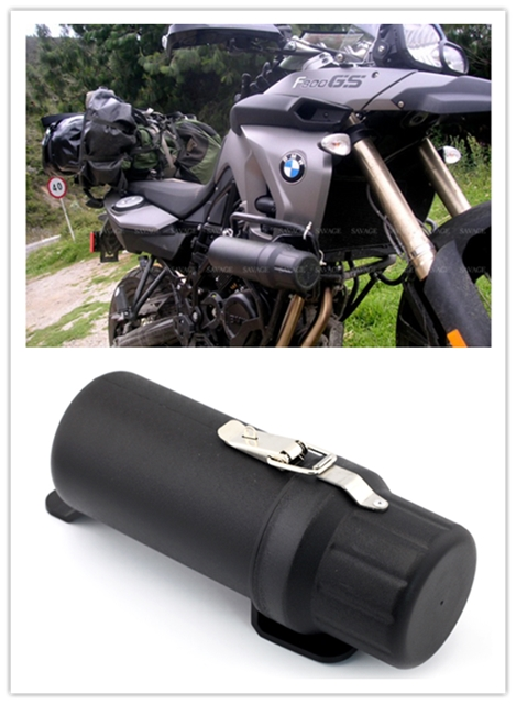 Superieur Universal Bicycle Off Road Motorcycle Accessories Waterproof Tool Tube  Gloves Raincoat Storage Box In Top Cases From Automobiles U0026 Motorcycles On  ...