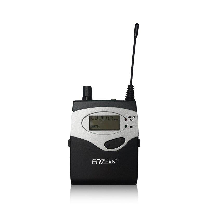 EM5012 IEM professionaalses etapis monitorisüsteemis UHF kõrva - Kaasaskantav audio ja video - Foto 5