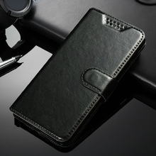 Funda de teléfono abatible para Apple iphone 5C 4 4S Touch 6 6S 5 5S SE XS Max X XR 8 7 Plus, funda de cartera, funda negra