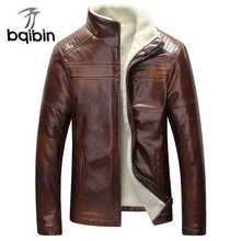 Mens Fur Lined Leather Jacket In Stock Real