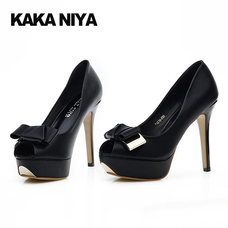 4 2017 Blanc Toe Taille formes Mode 34 Partie Arc Stiletto Ultra Chaussures 12 balck Cm Haute Petite Femmes Pompes Talons Plates blanc 5 Pouce De Sur Suede Noir Peep Slip qq8wx5