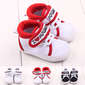 Baby Shoes BreathableCanvas Shoes Boys Cartoon Printed Giraffe Canvas Anti-slip Infant Soft Sole High First Walker YL251