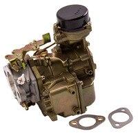 Новый карбюратор YF Тип Картер для 1975 82 Ford 250 300 двигатель 6 цилиндровый вакуум D5TZ9510AG Carby YF C1YF YF Carb
